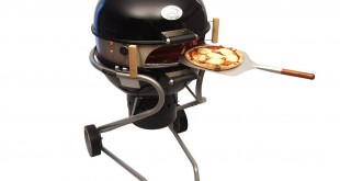 Pizzastein Grill